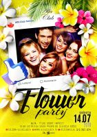 FLOWER FOTO PARTY