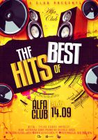 THE BEST HITS by CRISS SOUND
