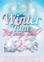 WINTER TIME IT'S PARTY TIME!